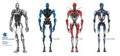 robots concept art - Google Search