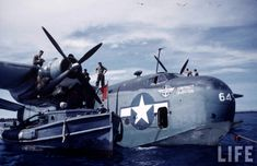 Martin PBM Mariner of Naval Air Transport Service, Pacific, May 1944