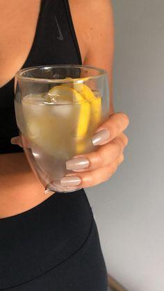 Water Aesthetic, Aesthetic Food, Health And Wellness, Health Fitness, Healthy Water, Healthy Lifestyle Motivation, Lemon Water, Jelsa, Girls Life