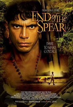 Directed by Jim Hanon. With Louie Leonardo, Chad Allen, Jack Guzman, Christina Souza. Two people come to the end of a spear in order to realize that the divisions between them are not real. See Movie, Movie Tv, Great Films, Good Movies, End Of The Spear, Christian Missionary, Christian Films, Drama, Movies Worth Watching