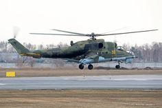 Mi-24P Russian Air Force