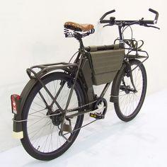 Militaervello - Swiss Military Mountain Bike