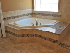 Charlotte-area member replaced vinyl with porcelain tile | Angie's List