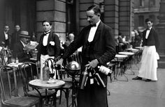 The French Waiter gets a lot of talk time. Arrogant and contrary are some of the descriptions that come readily to mind. I will state my position early.