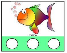 Un jeu de phonologie pour travailler la rime - 1, 2, 3, dans ma classe à moi...