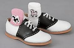 Loved my saddle shoes ......you either wore saddle shoes or loafers.