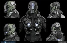 Wearable Tech of the (Distant) Future: 13 Sci-Fi Suits