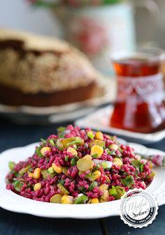 Şalgamlı Bulgur Salatası – Mutfak Sırları –  Pratik Yemek Tarifleri