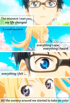 READ>>>Ok so the main reason I am pinning this is to tell you how great this anime is. It is called Your Lie in April. The story is stunning (and well thought out), the color scheme is addicting, and the ending is powerful. Comment what you think of it. Again, it is called Your Lie in April.