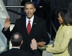 2008 - Barack Obama elected President of the United States: Became the first African American to be elected president.