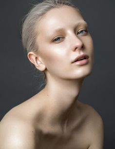 Meagan Callen by Ruo Bing Li, via Behance