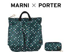 MARNI X PORTER