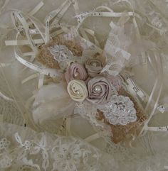 Wedding Wrist Corsage Cuff  3
