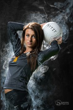 Girls Senior Portrait Gallery – From Parts Unknown Volleyball Images, Volleyball Poses, Volleyball Senior Pictures, Girl Senior Pictures, Team Pictures, Sports Pictures, Senior Girls, Senior Photos, Softball Pics