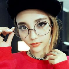 dc9f69c72d1 124 Best Circle Glasses images in 2019