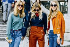 PARIS Fashion Week 2015 #streetstyle #fashion #trends2015 #fashionstyle http://www.bykoket.com/inspirations/