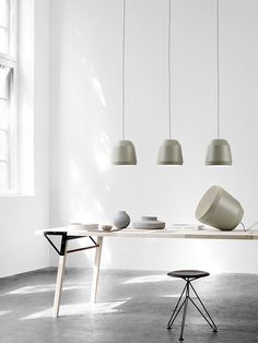 Mingus by Cecilie Manz for @Lightyears 2012. #allgoodthings #danish #lamps spotted by @missdesignsays