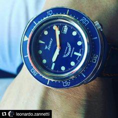 @leonardo.zannetti Total Blu Diver Squale 101 atm  #diver #squale #squalewatches #watchgeek #watchmania #watchporn #watches #watch #watchanish #watching #watch#horology #timepieces #collection #vintagewatch #illeo1978 #today #swisswatch #swisswatches