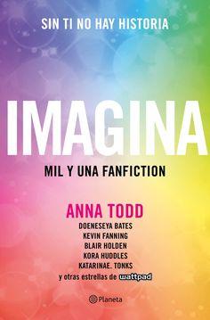 Imagina- Anna Todd- 9788408169413