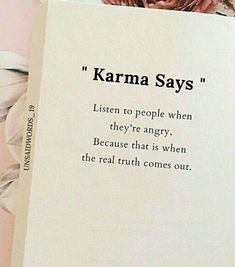 Karma Quotes Truths, Wise Quotes, Reality Quotes, Words Quotes, Note To Self Quotes, Dear Self Quotes, Better Life Quotes, Good Life Quotes, Quotes That Describe Me