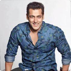 Salman Khan spotted in printed denim shirt