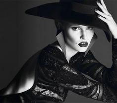 Lara Stone, Anna Ewers, Amanda Wellsh by Mert Alas & Marcus Piggott for Vogue Paris March 2014 5