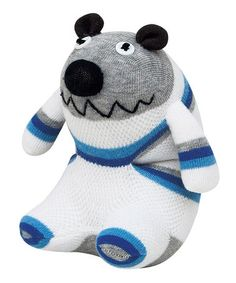 Mr. Don Sock Plush Toy by NO3NO4