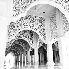 Masjid Sultan Ismail Kuala Terengganu, Malaysia