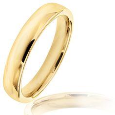 Alianza de boda de oro de 18 quilates me encanta , en realidad las alianzas de boda me gustan muy clasicas. por MARIA SANCHEZ