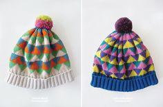 beanies by ALL knitwear.