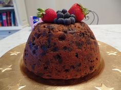 Best ever Christmas pudding