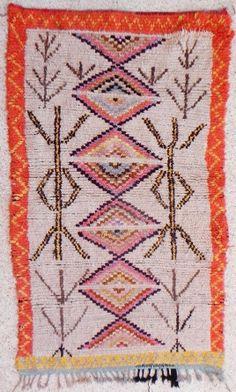 Boucherouite Rug 6#1 - 7.5 x 4