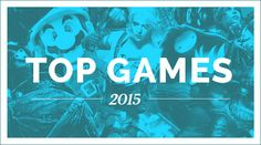 All Our Industry Game Of The Year Lists In One Place