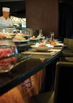 Top Cruises for Foodies: Crystal Symphony and Crystal Serenity Top Cruise, Best Cruise, Cruise Travel, Disney Cruise, Crystal Serenity, Crystal Cruises, Luxury Living, Bon Appetit, Catering