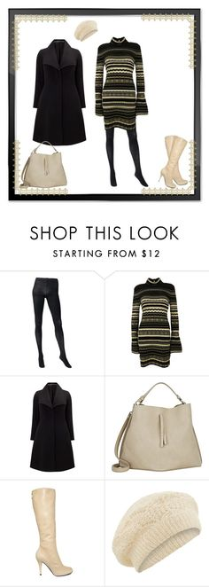 """Untitled #7369"" by msdanasue ❤ liked on Polyvore featuring Uniqlo, Studio 8, Maison Margiela, Rockport and Accessorize"