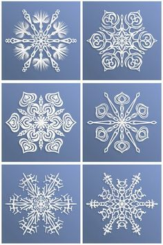 Look! An App That Makes Paper Snowflakes — RectangleWorld