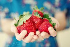 berries - child