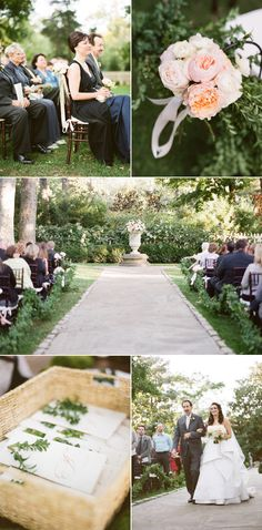 Romantic Belle Meade Plantation Wedding - Style Me Pretty