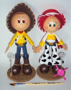 Fofuchas Toy Story