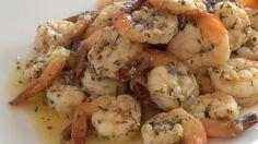Butter-beer shrimp