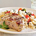 Pork Chops Oreganata Recipe | MyRecipes.com