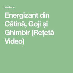 Energizant din Cătină, Goji și Ghimbir (Rețetă Video) Nintendo Switch, Home