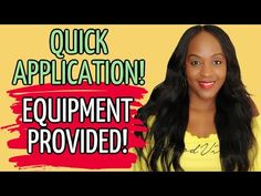 APPLY ASAP! MAINLY *NO PHONE* WORK FROM HOME JOB! *POSSIBLE HIGH PAY* - YouTube