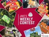 Vitamincandy Contest  Open to: United States Ending on: 07/31/2016 Enter for a chance to win an entire box (12 packs) of your favorite flavor of Vitamincandy. Choose from Mango Coconut Blueberry Green Tea Lime Peach Tangerine Raspberry or Grape. Enter this Contest at Jake Vitamincandy  Enter the Vitamincandy Contest on Giveaway Promote.