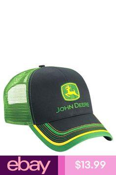 b773051c228 John Deere Hats Clothing