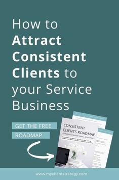Stop spinning around in circles and get the clarity you need to grow your service business. Download the free Consistent Clients Roadmap today. Perfect for coaches, consultants and service business owners! #getmoreclients #howtofindclients #consistentclients #servicebusiness #coaches #marketingforcoaches Marketing Budget, Small Business Marketing, Marketing Plan, Business Tips, Online Marketing, Online Business, Media Marketing, How To Get Clients, Thing 1