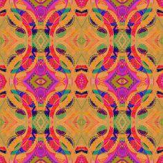Nandutu fabric by loriwierdesigns on Spoonflower - custom fabric