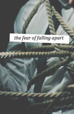 Irony for sure. Panic! is probably my favorite band of all time, and they got me through my worst times living with these disorders. This line summarizes the exact fear that I felt and still fear.