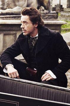 RDJ- love him as Sherlock Holmes! Sherlock Fandom, Shinee Sherlock, Sherlock Holmes Serie, Sherlock Holmes Wallpaper, Sherlock Holmes Dibujos, Sherlock Bbc Funny, Sherlock Holmes Robert Downey, Sherlock Holmes Quotes, Sherlock Poster