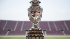 Copa America Chile 2015 Trophy Wallpaper